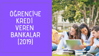 Photo of Öğrenciye Kefilsiz Kredi Veren Bankalar (GÜNCEL 2020)