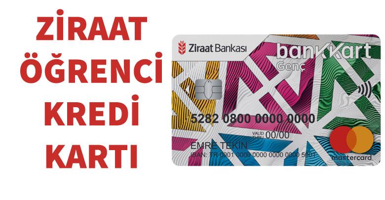 ziraat bankasi genc kart