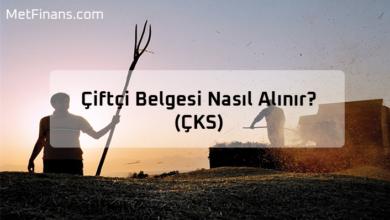 Photo of Çiftçi Belgesi Nasıl Alınır? (ÇKS)