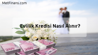 Photo of Evlilik Kredisi Nasıl Alınır? 2020 Devlet Destekli