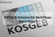Photo of KOSGEB Girişimcilik Sertifikası Nasıl Alınır?