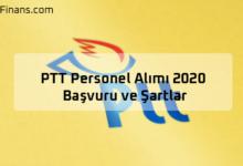 Photo of PTT Personel Alımı 2020 Başvuru ve Şartlar