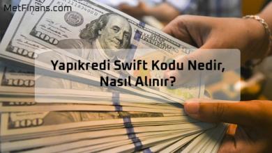 Photo of Yapıkredi Swift Kodu Nedir, Nasıl Alınır?