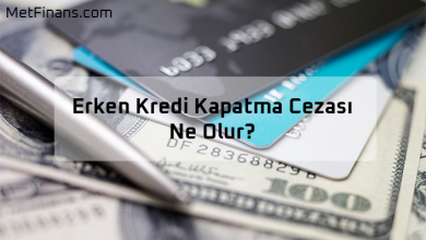 Photo of Erken Kredi Kapatma Cezası Ne Olur?