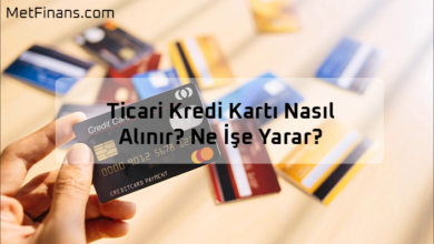 Photo of Ticari Kredi Kartı Nasıl Alınır? Ne İşe Yarar?