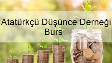 Photo of Atatürkçü Düşünce Derneği Burs