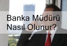 Photo of Banka Müdürü Nasıl Olunur?