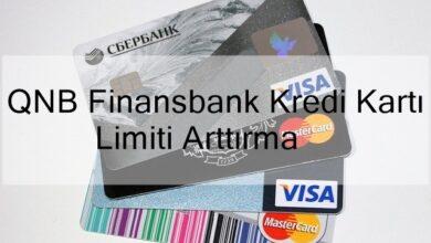 Photo of QNB Finansbank Kredi Kartı Limiti Arttırma