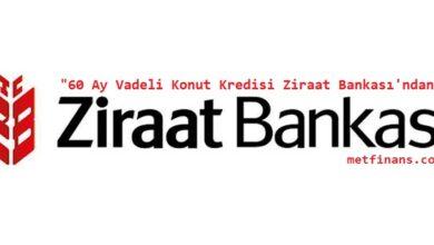 ziraat bankasi konut kredisi